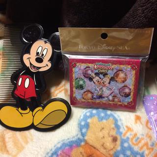 ディズニー(Disney)のディズニー くしセット(ヘアブラシ)