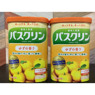 〔新品 未使用〕入浴剤 バスクリン 柚子の香り セット(入浴剤/バスソルト)