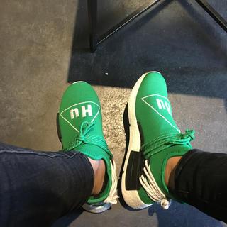 アディダス(adidas)のHUMAN RACE(スニーカー)