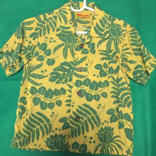 ダブルビー(DOUBLE.B)のミキハウス ダブルビー    アロハシャツ(Tシャツ/カットソー)