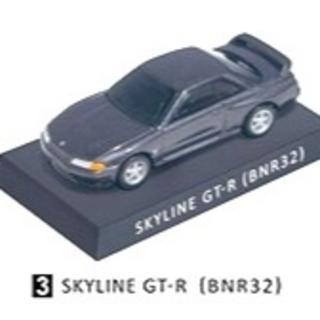 アサヒ(アサヒ)の雑124/アサヒ 2缶用ミニカー:スカイラインGT-R(BNR32)(ミニカー)