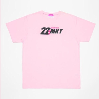 22market 22UP T-shirt ホワイト(Tシャツ(半袖/袖なし))