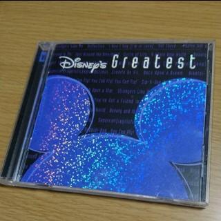 ディズニー(Disney)のDisney's Greatest vol.1(ディズニーサウンドトラック)(アニメ)