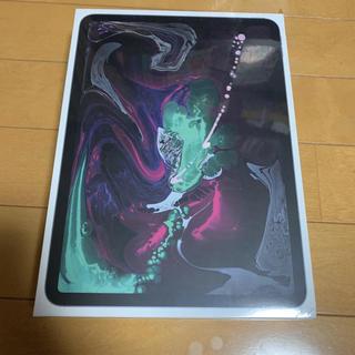 iPad Pro 11インチ 512GB スペースグレイ Wi-Fi(タブレット)