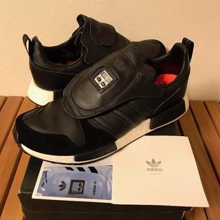 アディダス(adidas)のMICROPACER X R1 29cm Black マイクロペーサー(スニーカー)