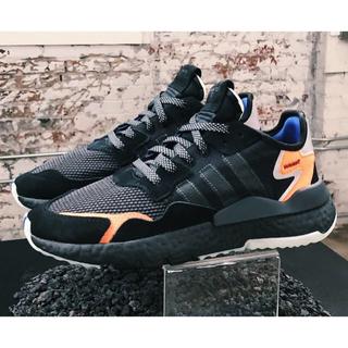 アディダス(adidas)のadidas nite jogger Black size 27.5cm(スニーカー)