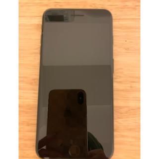 アップル(Apple)のiPhone 7 Plus Jet Black 256 G(スマートフォン本体)