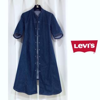 リーバイス(Levi's)のうめ様専用♡リーバイス ◆ 日本製 デニムワンピース (ひざ丈ワンピース)