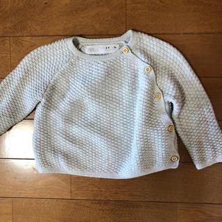 ザラキッズ(ZARA KIDS)の美品 Zara baby セーター 6-9M/74cm(ニット/セーター)