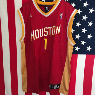 アディダス(adidas)のUSA古着 アリーザ #1 NBA ユニフォーム L(バスケットボール)