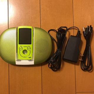 ウォークマン(WALKMAN)のウォークマン NW-S764 Bluetooth対応(ポータブルプレーヤー)