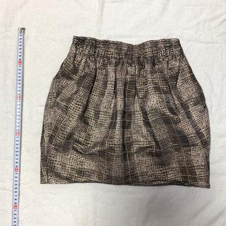 カレンウォーカー(KAREN WALKER)のKAREN WALKER スカート(ミニスカート)