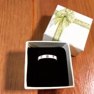 スタージュエリー(STAR JEWELRY)の美品 star jewelry スタージュエリー ダイヤ リング レアデザイン(リング(指輪))