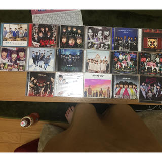 キスマイフットツー(Kis-My-Ft2)のキスマイ CD 20枚セット(アイドルグッズ)