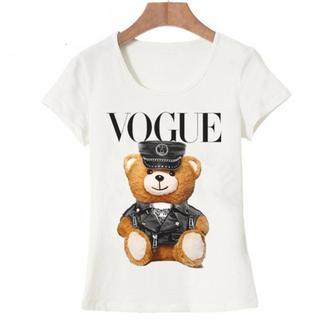 エゴイスト(EGOIST)の海外セレブ Vogueトップス(Tシャツ(半袖/袖なし))