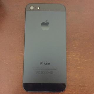 アップル(Apple)のiPhone 5  16gb softbank(スマートフォン本体)