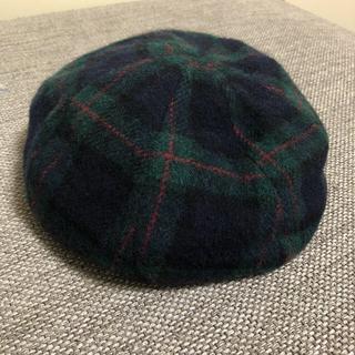 マウジー(moussy)のmoussy  マウジー  ベレー帽  帽子(ハンチング/ベレー帽)