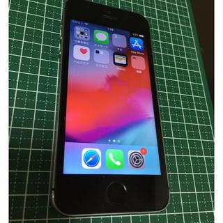 アイフォーン(iPhone)のIphone 5S 32gb スペースグレイ ワイモバイル(スマートフォン本体)
