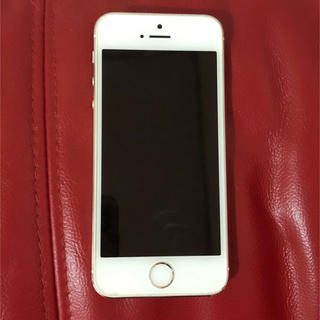 アップル(Apple)のアイフォン5s 本体(スマートフォン本体)