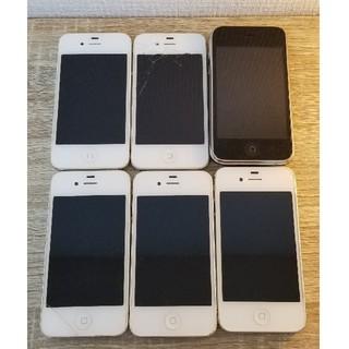 アップル(Apple)のiPhone6台セット(スマートフォン本体)