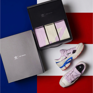 アディダス(adidas)のアディダス ラフシモンズ adidas RAF SIMONS シューズ 靴下(スニーカー)