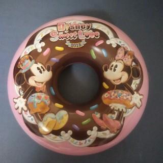 ディズニー(Disney)のディズニー ドーナツ缶 小物入れ(小物入れ)