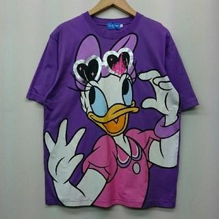 デイジーダック(デイジーダック)のデイジーダック ディズニー Tシャツ L(Tシャツ(半袖/袖なし))