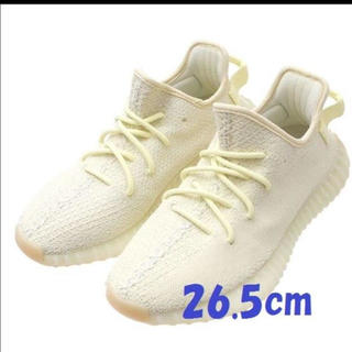 アディダス(adidas)のYEEZY BOOST 350 V2 BUTTER 26.5㎝(スニーカー)