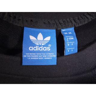 アディダス(adidas)のアディダススウェットワンピース確認用(ミニワンピース)