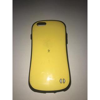 アイフォーン(iPhone)のiFace 黄色(iPhoneケース)