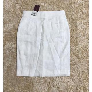 ユニクロ(UNIQLO)の新品 ユニクロスカート(ひざ丈スカート)