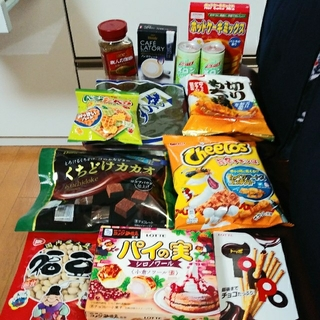 お菓子・食品詰め合わせ(菓子/デザート)