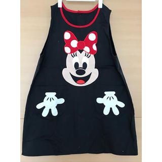 ディズニー(Disney)の美品☆ミニーのエプロン(その他)