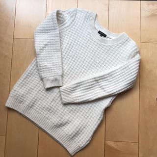 インディヴィ(INDIVI)のニット  セーター(ニット/セーター)