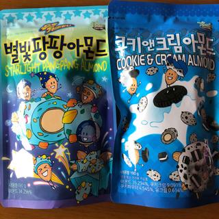 韓国アーモンドシリーズ(菓子/デザート)