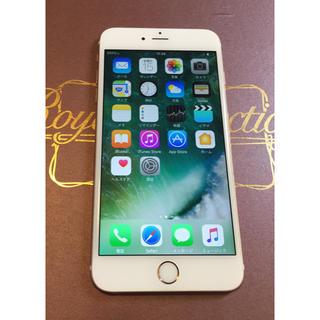 アイフォーン(iPhone)のSIMフリー 美品 IPhone 6S Plus ピンクゴールド 16GB (スマートフォン本体)