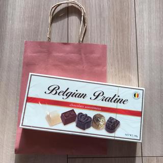 ベルギーチョコレート(菓子/デザート)