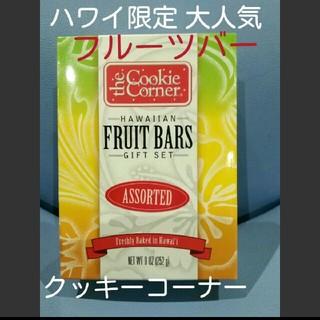 ハワイ  クッキーコーナー フルーツバー(S)3種類詰め合わせ2箱(菓子/デザート)