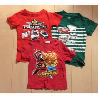 ユニクロ(UNIQLO)のトミカUT、ニンニンジャー 100(Tシャツ/カットソー)