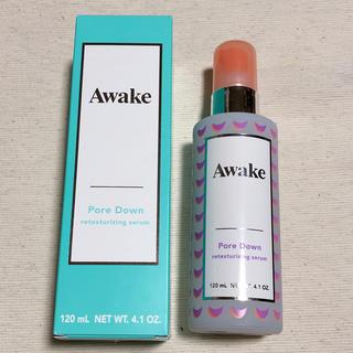 アウェイク(AWAKE)のアウェイク リテクスチュアライジング セラム AWAKE(美容液)
