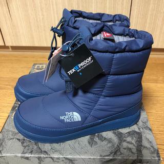 ザノースフェイス(THE NORTH FACE)の新品 ノースフェイス ブーツ 23cm(ブーツ)
