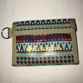 コロンビア(Columbia)のColumbia コロンビア三つ折り財布(折り財布)
