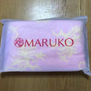 マルコ(MARUKO)のマルコ マイクロファイバータオル(タオル/バス用品)