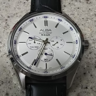 アルバ(ALBA)のALBA アルバ 時計(腕時計(アナログ))