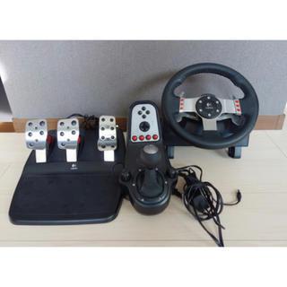 プレイステーション4(PlayStation4)の美品 Logitech G27 ハンコン(その他)