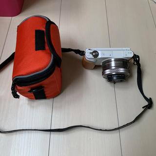 ソニー(SONY)のSONY ミラーレス一眼カメラ NEX-3N(ミラーレス一眼)