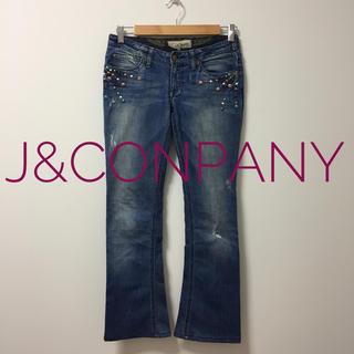 ジェイアンドカンパニー(J&Company)のJ&CONPANY デニム ブーツカット(デニム/ジーンズ)