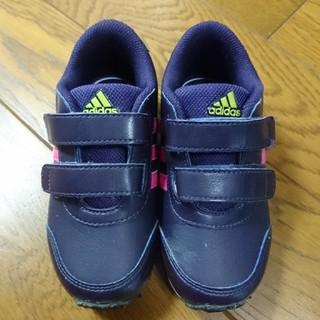 アディダス(adidas)のキッズ  adidasシューズ  15㎝(その他)