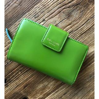 ケイトスペードニューヨーク(kate spade new york)のケイトスペード♠︎折り財布【値下げ】(財布)