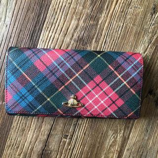 ヴィヴィアンウエストウッド(Vivienne Westwood)のヴィヴィアンウエストウッド長財布【値下げ】(財布)